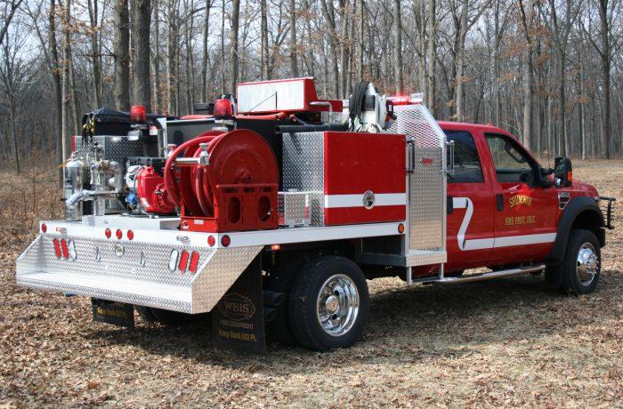 Brush Truck 772