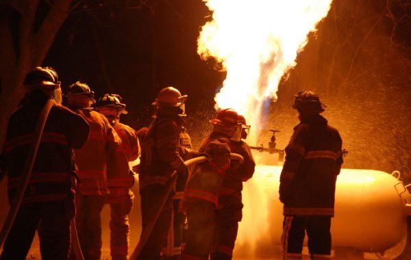 LP Fire Training